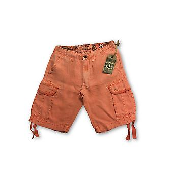 Tailor Vintage shorts in coral