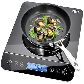 Stellar Electricals, Glass Induction Hob, 2000w