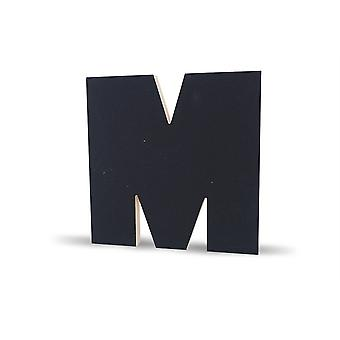 La Lluna0207000-M Blackboard Letter M 29 cm