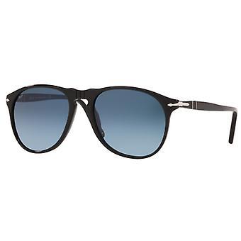 Persol 9649S Black Blue Degraded