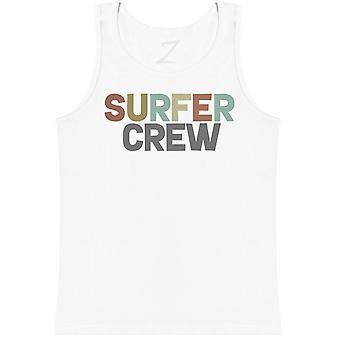 Surfer Crew - Matching Set - Baby Vest, Dad & Mum Vest