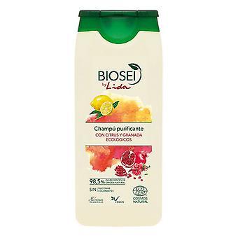 Zuiverende shampoo Biosei Citrus & Granada Lida (500 ml)