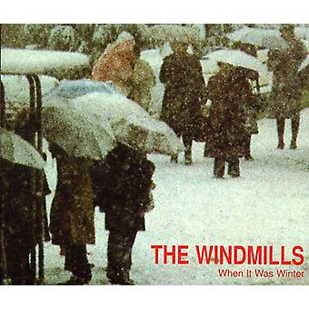 Windmills - When It Was Winter [CD] USA import