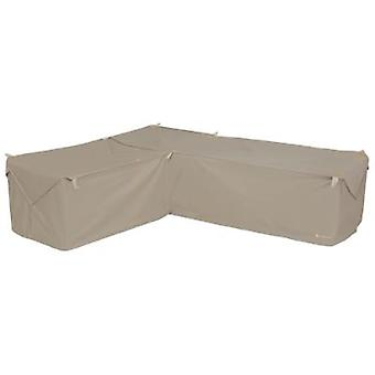 Accessoires classiques Storigami Easy Fold Left-Facing Sectional Cover, Goat Tan