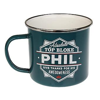 Histoire et Héraldique Phil Tin Mug 73