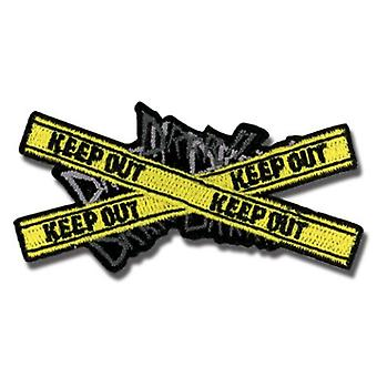 Patch - Durarara - New Keep Out Logo Anime Costume Licensed ge2145