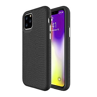 For iPhone 11 Pro Case Armour Shockproof Strong Protective Slim Cover Black