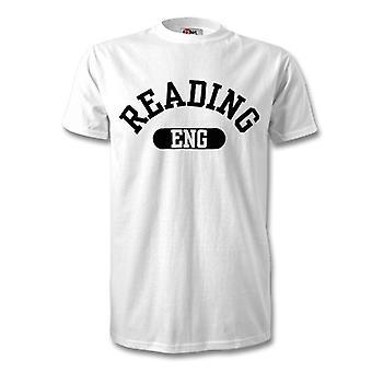 イギリス都市を読む t シャツ