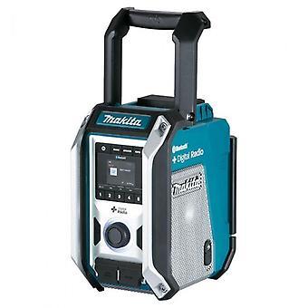 Makita DMR115 Arbetsplats Radio DAB / DAB + & Bluetooth