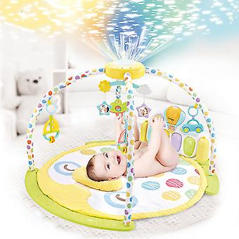 Ladida Babygym Cosmonova con proiettore e pannello attività