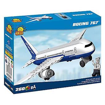 Boeing 260 Bucată 767 Jet de constructii Set