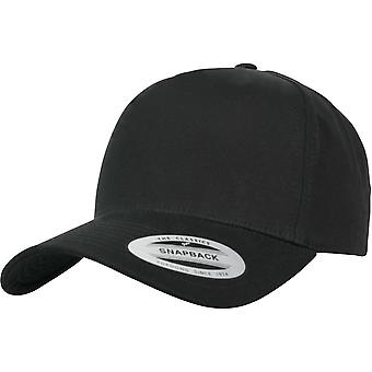Flexfit by Yupoong Mens 5 Panel Curved Classic Baseball Cap