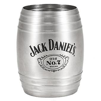 Jack Daniel-apos;s 2-Chamber Metal Barrel Jigger