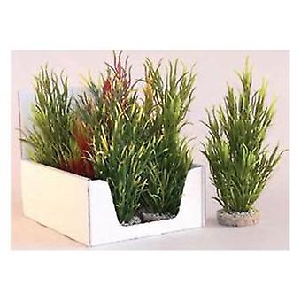 Sydeco Sea Grass Plant Small (Fische , Aquariumsdeko , Künstliche Pflanzen)