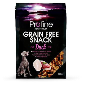 Profine Grain Free Snack Pato (Dogs , Treats , Chewy and Softer Treats)