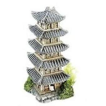Classic For Pets Oriental Tower 160mm (Poissons , Décoration , Ornements)