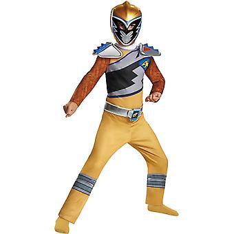 Dino Gold Ranger Child Costume