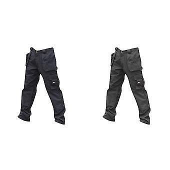 Lee Cooper Mens Holster Pocket Workwear Trousers