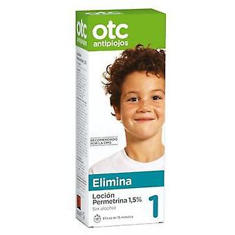 Otc Antipiojos Otc 1.5% Permethrin Lice Lotion 125 Ml
