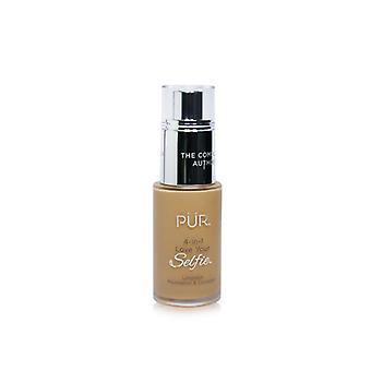 Pur (purminerals) 4 En 1 Love Your Selfie Longwear Foundation & Ocultador - #tp3 Roble (piel de bronceado con matices rosados) - 30ml/1oz