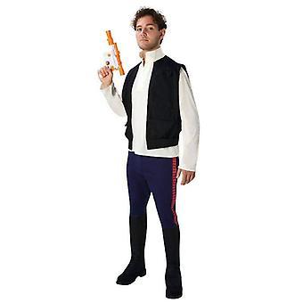 Star Wars Deluxe Hans Solo Costume