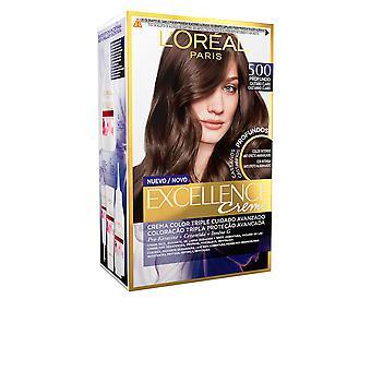 L'Oréal Paris Excellence Morena Tinte #500-true Light Brown For Women