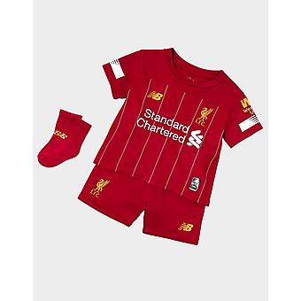 New New Balance Infant Liverpool FC 2019 Home Kit Red