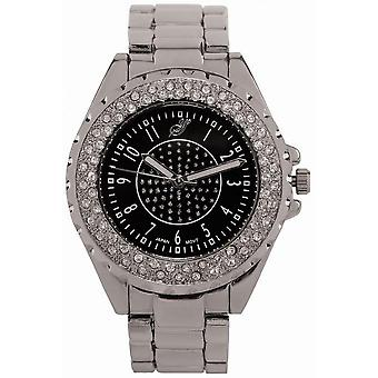 Jean Bellecour Big City Dreams A0267-12 - Women's Crystals Watch