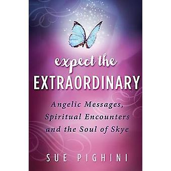 Erwarten Sie die außergewöhnlichen Engelsbotschaften Spirituelle Begegnungen und die Seele von Skye von Pighini & Sue