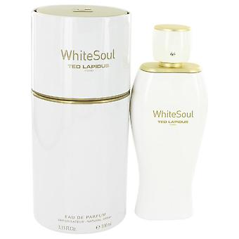 Eau de parfum de alma branca spray por ted lapidus 480477 100 ml
