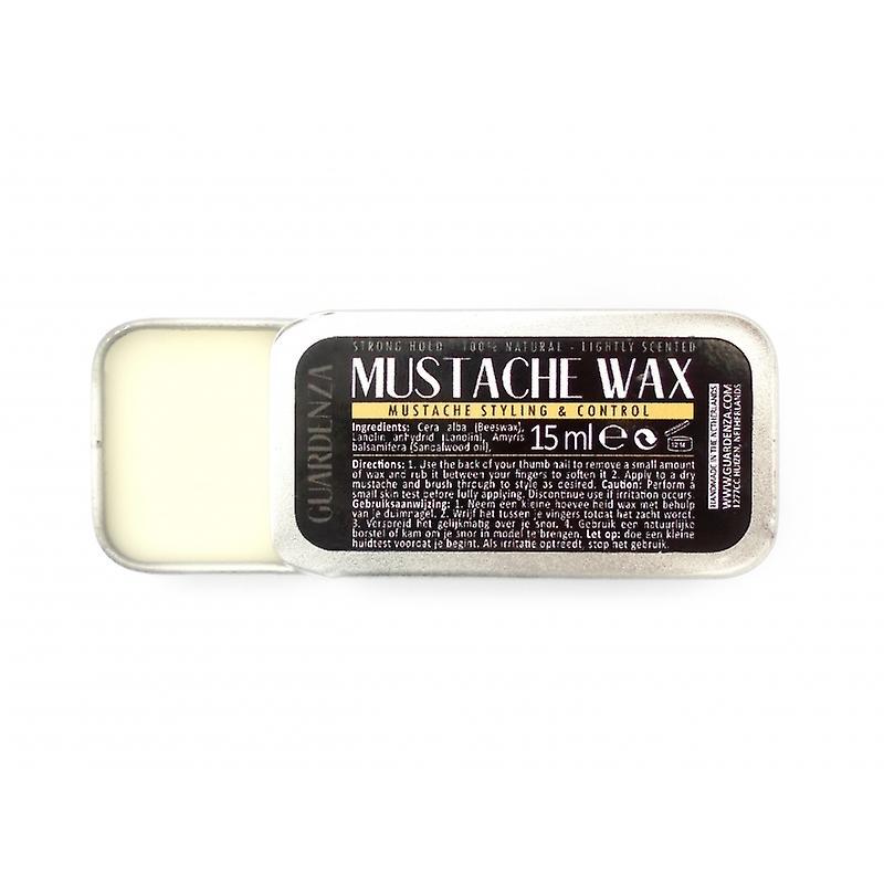 Moustache Wax 15ml