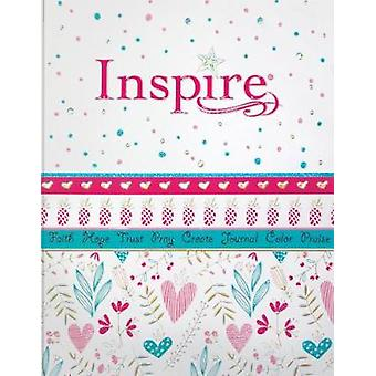 Inspire Bible for girls - 9781496426611 Book