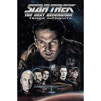 Star Trek The Next Generation Terra Incognita by Scott Tipton - 97816