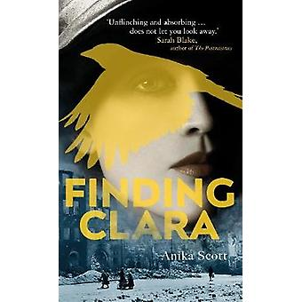 Finding Clara - a page-turning epic set in the aftermath of World War