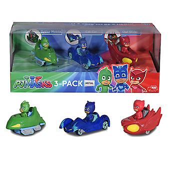 PJ Masks Vehicles (3 Pack)