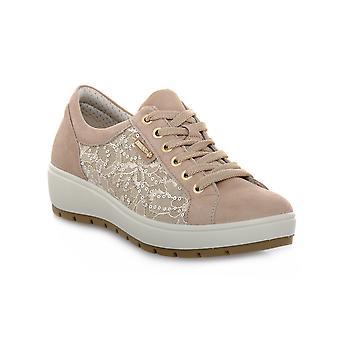 Enval soft pandora taupe shoes