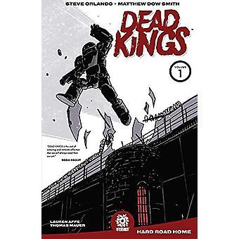 Dead Kings Volume 1 by Steve Orlando - 9781949028171 Book