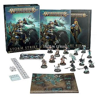 Age Of Sigmar: Storm Strike (English), Warhammer 40,000, Games Workshop