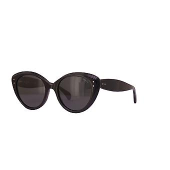 Alaia AA0011S 001 Black/Grey Sunglasses
