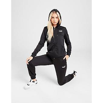 New Puma Women's Core Poly Tracksuit Black
