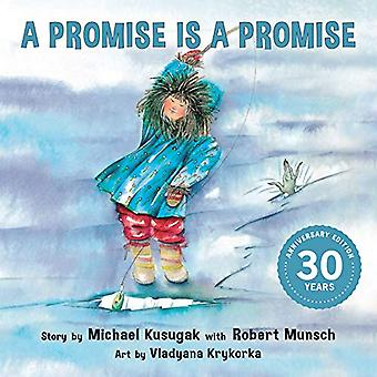 A Promise Is a Promise by Michael Kusugak - 9781773212937 Book