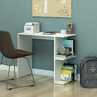 Lily White Color desk em Melaminic Chip, L85xP40xA72 cm