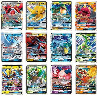 Gx Tag Team Shining Takara Tomy Pokemon Cards - Battle Trading Cards/ Carte Game For Children - English & French