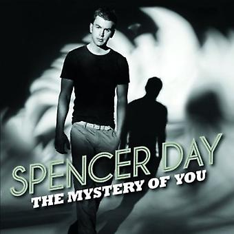 Spencer Day - Mystery of You [CD] USA import