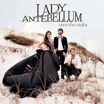 Lady Antebellum - il proprietario l'importazione di notte [CD] Stati Uniti d'America