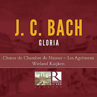 Bach*J.C. / Holzl / Gabail - Gloria [CD] USA import