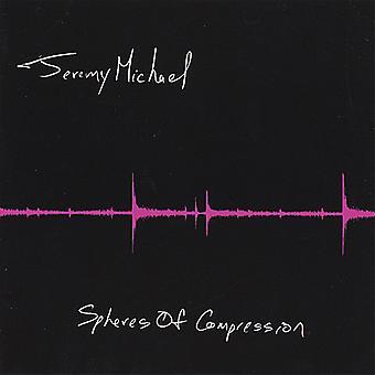 Jeremy Michael - Sfere di Compressione [CD] Importazione USA