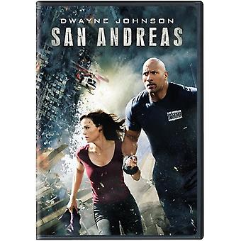 San Andreas [DVD] USA import