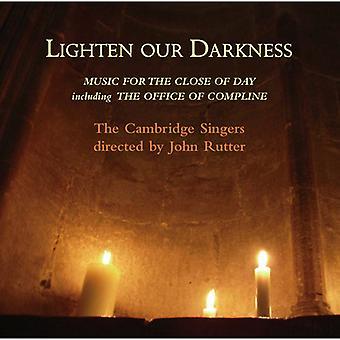 Sheppard/Handl/Mundy/Byrd - Lighten Our Darkness [CD] USA import