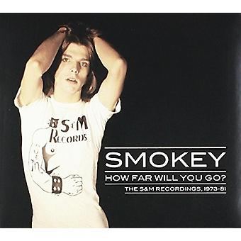 Smokey - How Far Will You Go:the S&M Recordings 1973-81 [CD] USA import